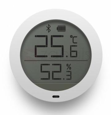 [Zapals.com] Xiaomi Mi Bluetooth Digital Hygrometer Thermometer nur 12,90€