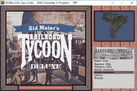 Railroad Tycoon Deluxe kostenlos für PC