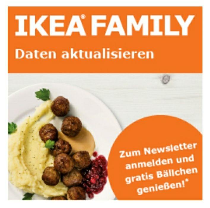 Gratis Köttbullar bei Ikea!