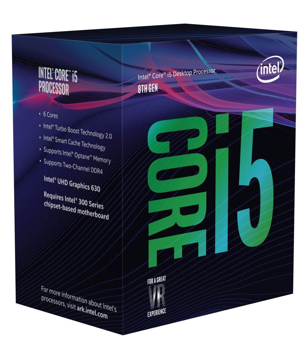 [amazon] Intel i5 8400 (nur Vorbestellung)