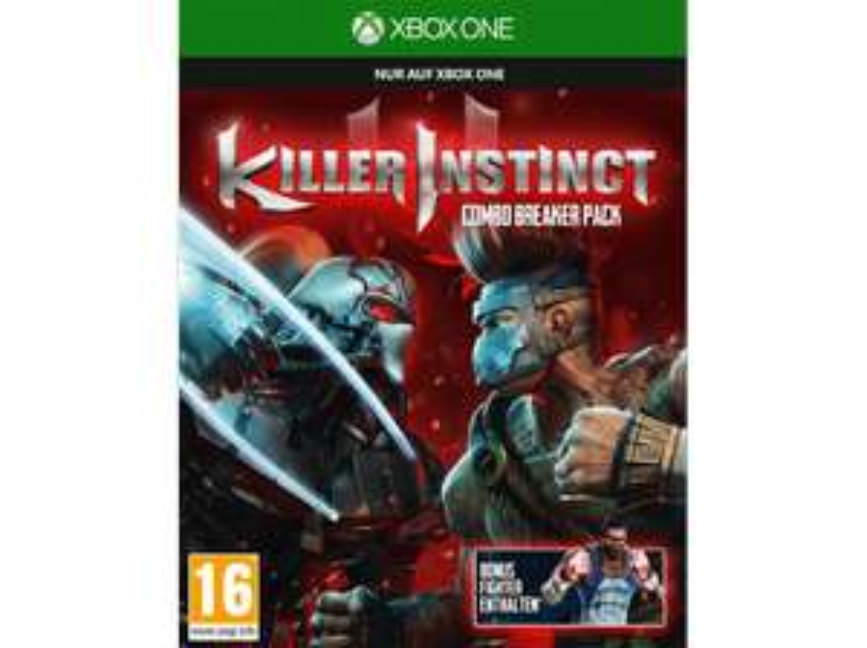 Killer Instinct Xbox One für 4,99 inkl Versand!