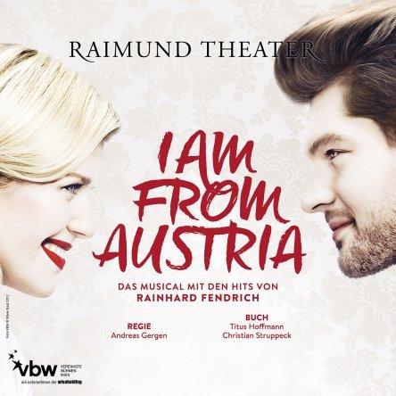 I AM FROM AUSTRIA: 30% Ermäßigung auf das Musical