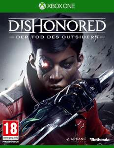 [Gamestop] Dishonored: Der Tod des Outsiders Double Feature (Xbox One/PS4)