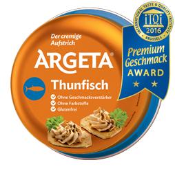 """GRATIS """"Argeta"""" Aufstrich (verschiedene Sorten)"""