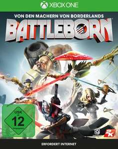 [Gamestop] Battleborn um nur 1,49€ NEU (Xbox One / PS4 / PC)
