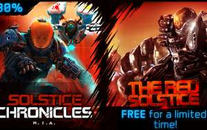 [Humble Bundle] THE RED SOLSTICE kostenlos im Humble Store [Steam]