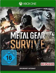 [amazon.de] Metal Gear Survive (Xbox One/PS4) - Normal 35,28 € / Prime 33,28 €