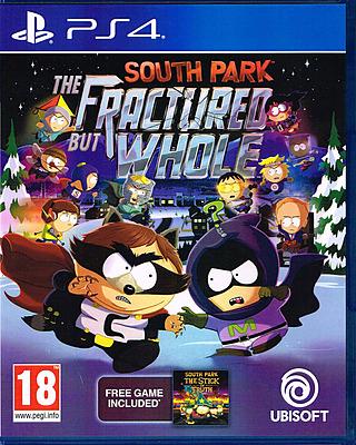 [gameware.at] [PS4] South Park: Die Rektakuläre Zerreissprobe (EU-Import / Englisch) für €29,99 - Versandkostenfrei!