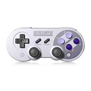 8Bitdo SN30 Pro Bluetooth Gamepad Controller für Nintendo Switch, Pc Android Windows