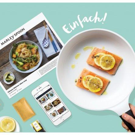 Marly Spoon: 20€ Gutschein für die erste Kochbox