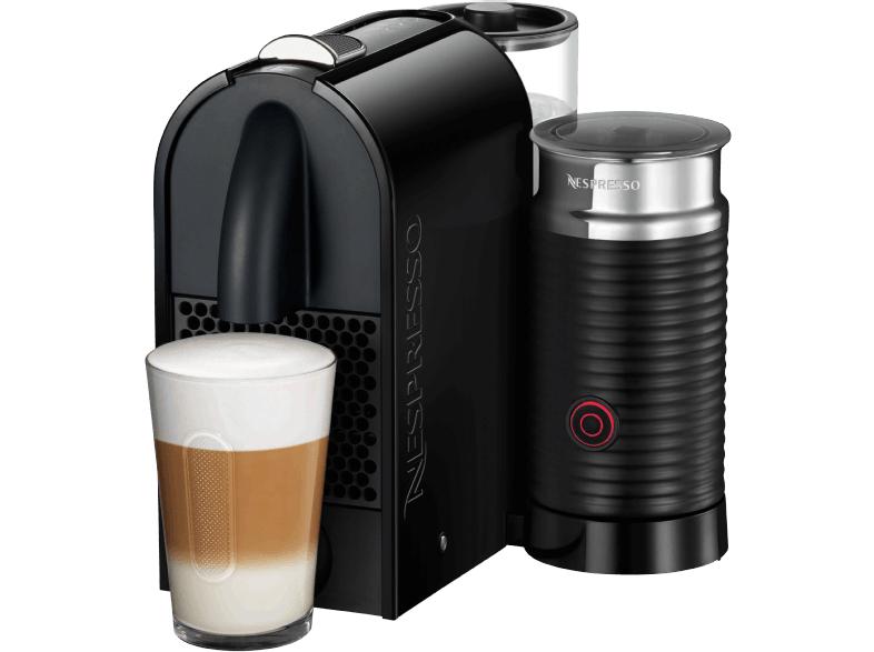 DE LONGHI Nespresso Kaffeemaschine U Milk inkl 14 Kapseln, Saturn