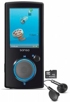 Sandisk Sansa View 16GB für 58€