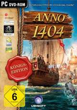 Anno 1404: Königsedition (Uplay Download Key)