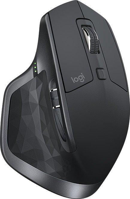 Logitech MX Master 2S kabellose Maus (Bluetooth, für Mac und Windows) für 55€