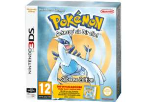 (3DS) Pokémon: Silber Version um 6 €