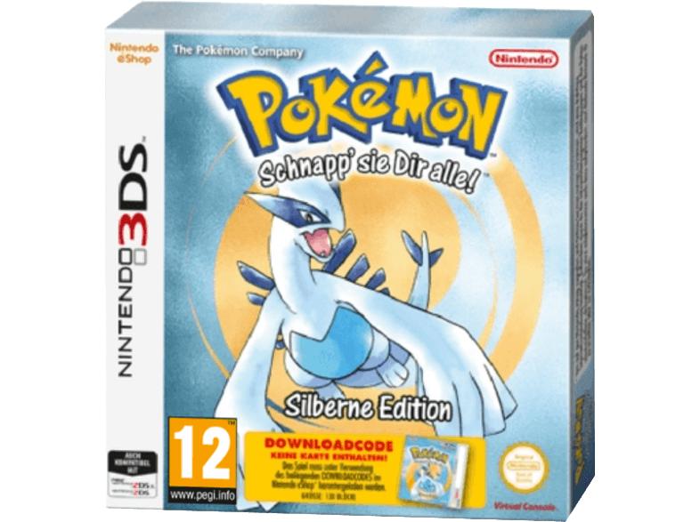 (3DS) Pokémon: Silber Version um 6 €