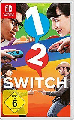 1-2 Switch für Nintendo Switch für nur 23,20 bei Amazon statt 39,94