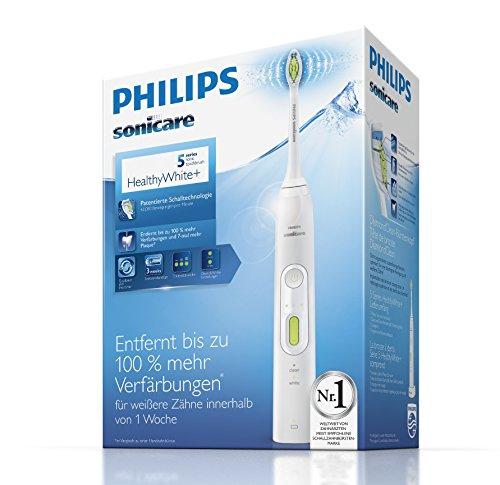 (Amazon Blitz) Philips Sonicare HealthyWhite+ Schall-Zahnbürste