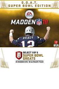 [Microsoftstore.at/Xbox] Madden NFL 18: G.O.A.T. Super Bowl Edition (Xbox One)
