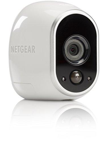 Netgear Arlo Kamera (kabellos, Indoor/Outdoor, Bewegungssensor, Nachtsicht) - Tagesangebot