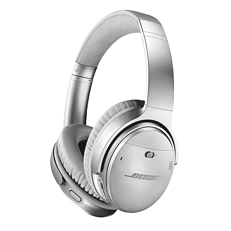 Bose QuietComfort 35 II Wireless Kopfhörer (silber) für 294€