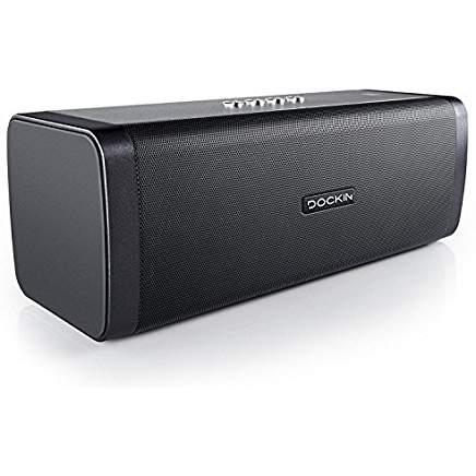 DOCKIN D FINE 50W Stereo Bluetooth Lautsprecher