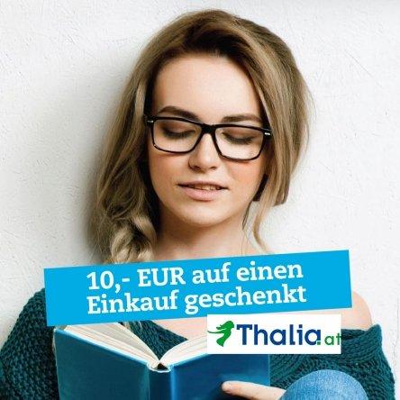 Thalia: 10€ Thalia Gutschein auf alles im Onlineshop (außer Bücher, eBooks, Hörbuch Downloads)
