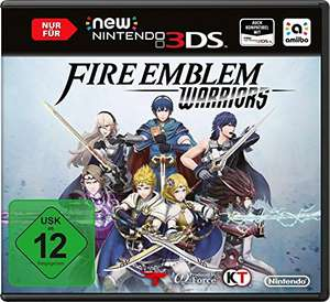 [Amazon.de] [N3DS] Fire Emblem Warriors für €16,72 !