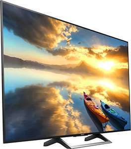 Amazon Sony KD-55XE7004 Bravia 139 cm (55 Zoll) Fernseher (4K Ultra HD, High Dynamic Range, Triple Tuner, Smart-TV)  [Energieklasse A+]