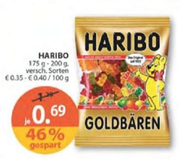 Müller: Haribo Süßigkeiten