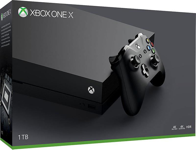 Xbox One X für 409,99 € - [Gameware.at]