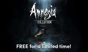 Amnesia Collection kostenlos im Humble Store [Steam]