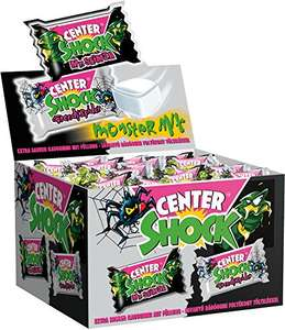 Center Shock Monster Mix Box mit 100 Kaugummis
