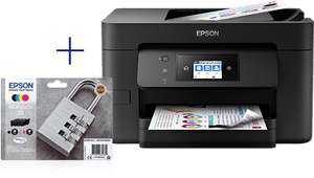 Bis zu €40 Cash-Back Epson Drucker und Tinte