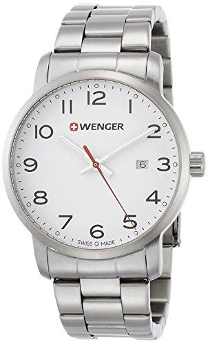 Wenger Unisex Erwachsene Armbanduhr
