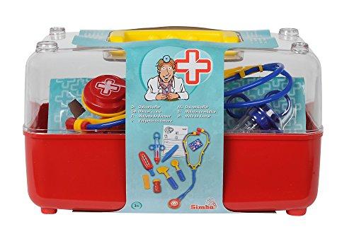 Amazon Plus Produkt Simba 105544054 - Doktorkoffer 10-teilig 3,94 Euro
