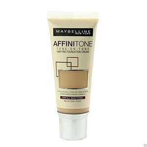 Maybelline Affinitone Unifying Foundation