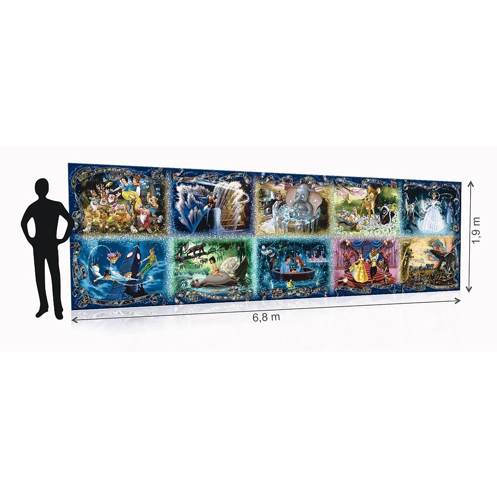 Ravensburger - Puzzle: Unvergessliche Disney Momente, 40.320 Teile für 199,98€ / New York City Window, 32.000 Teile für 149,98€