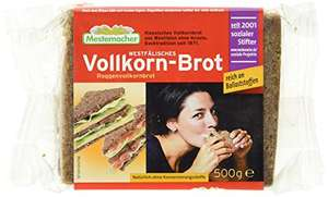 Amazon Plus: 6x Mestemacher Vollkornbrot (6x 500g) um 4,17 €