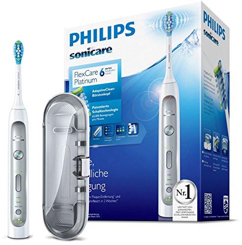 Philips Sonicare FlexCare Platinum Elektrische Zahnbürste