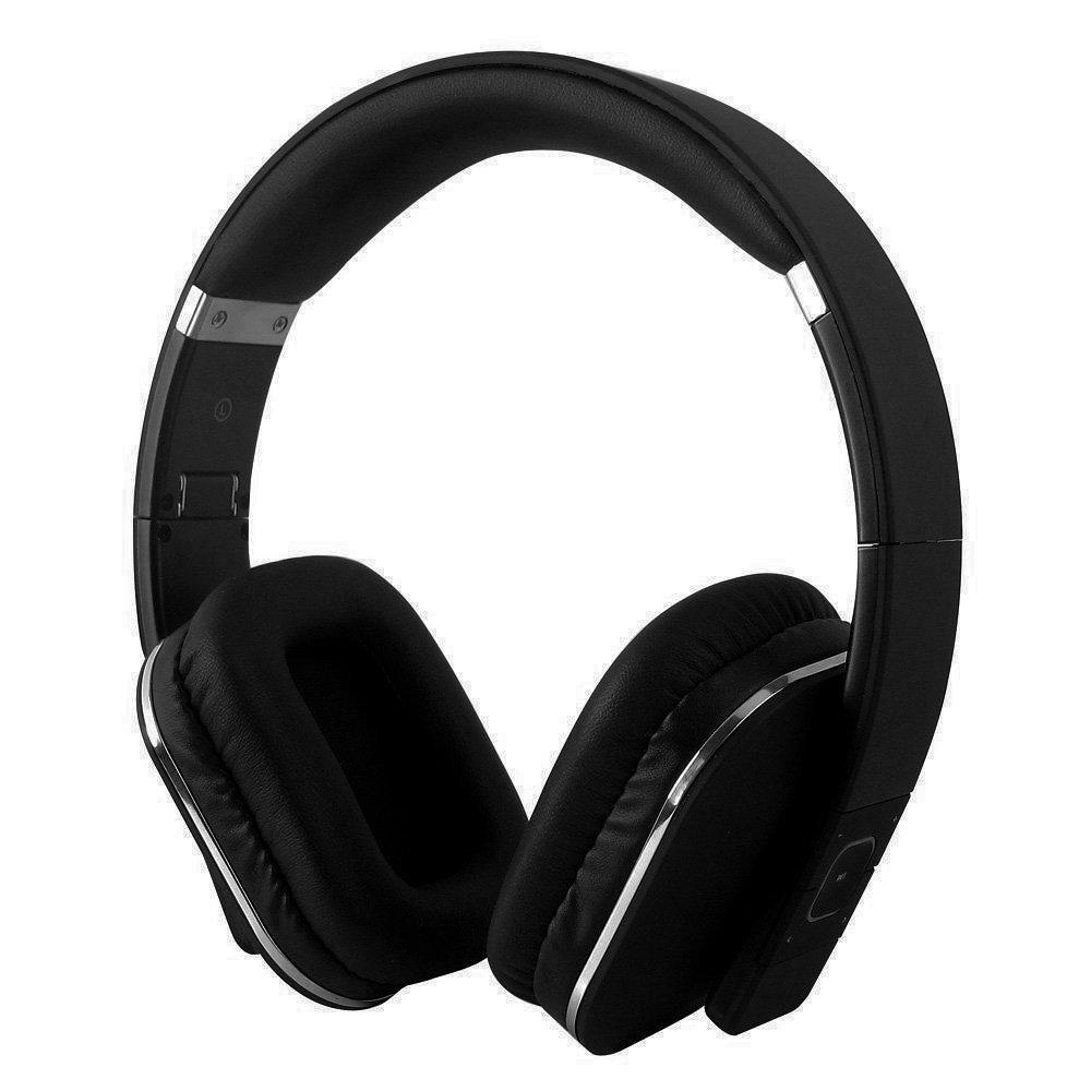 -50% August EP650 - Bluetooth NFC Kopfhörer mit aptX Technologie (schwarz)