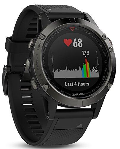 [Amazon.de] Der Speck muss weg:Garmin fenix 5 GPS-Multisport-Smartwatch