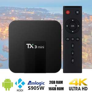 TX3 Mini TV Box Androidbox