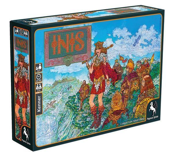 Inis, Strategiespiel (Pegasus), mit Gutschein €16.75