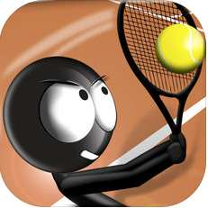 iOS: Stickman Tennis gratis