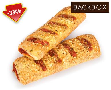 HOFER Pizzaweckerl vegetarisch 5.2. bis 7.2.