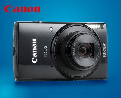 HOFER CANON Digitalkamera IXUS 190 Essential Kit