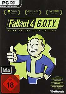 Fallout 4 - Game of the Year Edition [PC] für 10,07€ (exkl. Versand)