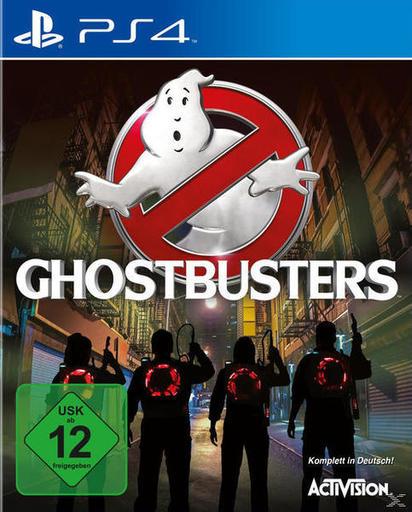 [Libro] Ghostbusters PS4 (Offline)