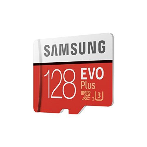 Samsung microSDXC EVO Plus 2017 (128 GB)